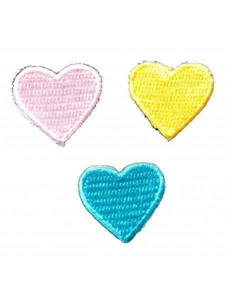 Love Hearts (Set of 3)