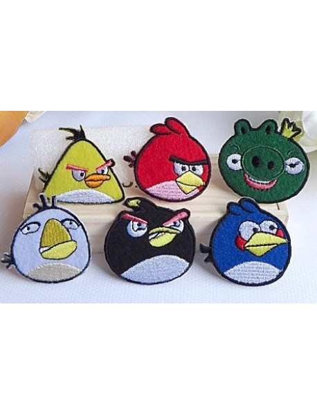 Angry Birds (Set of 6)