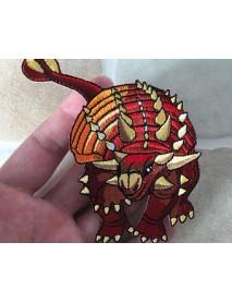 Dinosaur Ankylosaurus