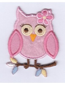 Owl (Pink)