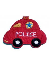Car Police (Red)