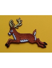 Reindeer Jumping (Christmas)