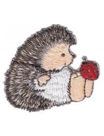 Hedgehog & Ladybird
