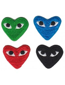 Comme des Garcons CDG Play (Set of 4)