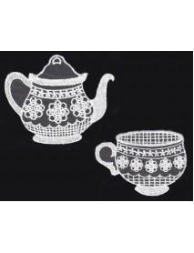 Teapot & Cup (Set)