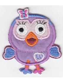 Owl (Lilac)