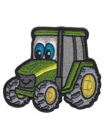Terrance The Green Tractor