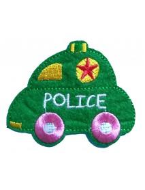 Car Police (Green)