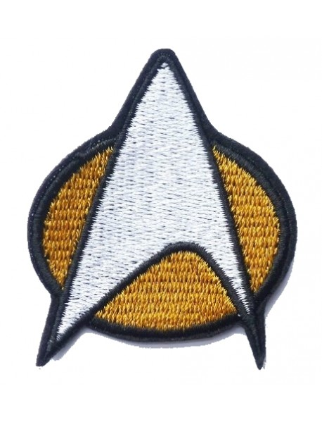 Star Trek Federation Starfleet  (Black/Yellow/White)