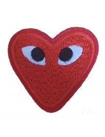 Comme des Garcons CDG Play (Red)