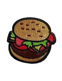 Burger Ham/Beef Fast Food